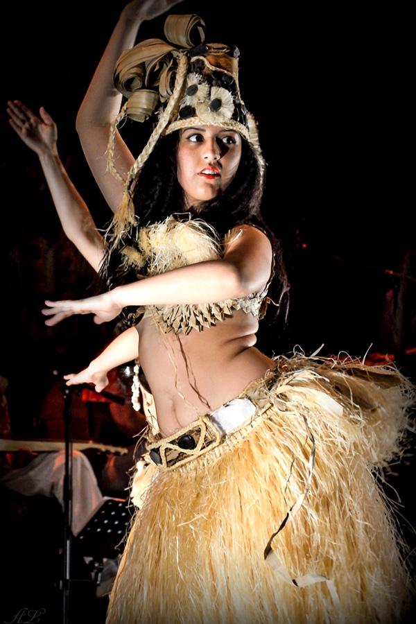 Polynesian Dance | Intermediate