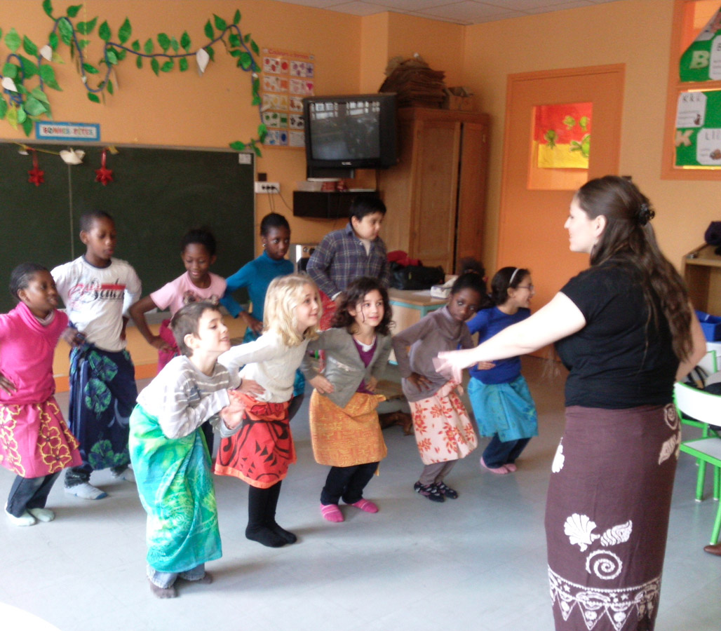 Polynesian Dance | Children